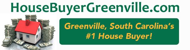We Buy Houses in Greenville South Carolina Logo